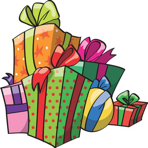 Coloring Xms Gift Wrap by Pictures Of Gifts Wrapped Free Clip Free