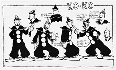 retro  koko  clown destroyed  world  years