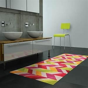tapis lavable en machine living mats pratique tapis With salle de bain design avec tapis d entrée décoratif