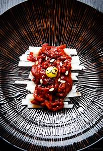 Yukhoe  Sesame  Soy And Chili Beef Tartare
