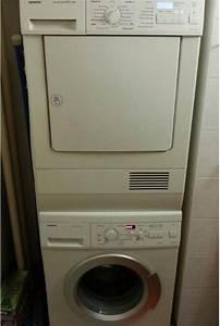 Unterbau Waschmaschine Mit Trockner : kleinanzeigen siemens waschmaschine mit siemens trockner ~ Michelbontemps.com Haus und Dekorationen