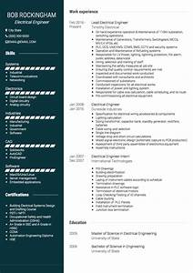 sample resume of an electrical engineer - electrical engineer cv examples and template