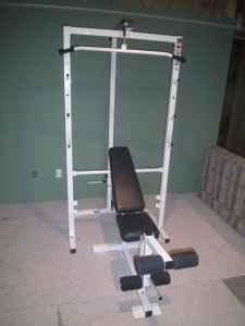 weider pro  squat rackbench press ava il  sale  carbondale illinois classified