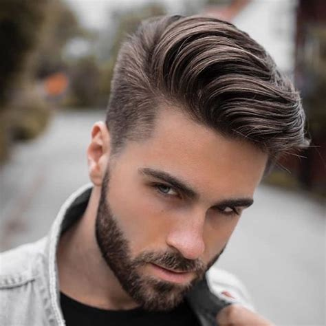 taper fade haircuts  men  cool tapered hairstyles