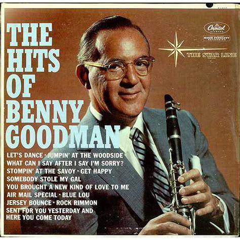 The Hits Of Benny Goodman (vinyl, Lp) At