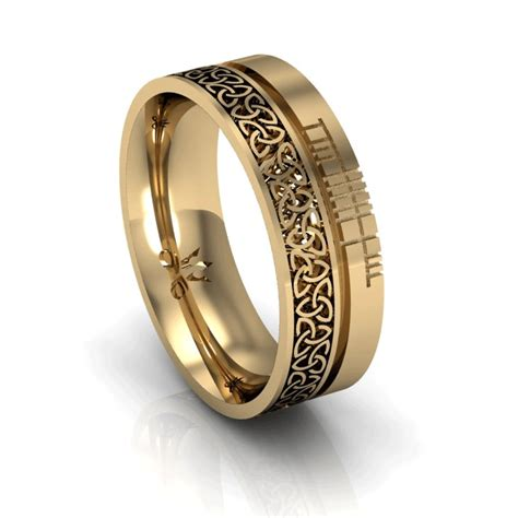 customize wedding rings wedding and bridal inspiration