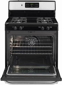 Frigidaire Ffgf3024rs 30 Inch Freestanding Gas Range With 4 Sealed Burners  Even Bake Oven  Self