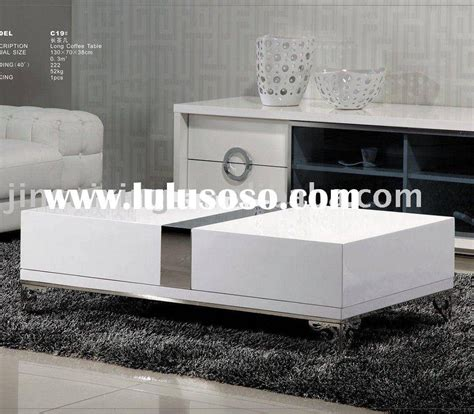white gloss coffee table 30 the best white gloss coffee tables 1312