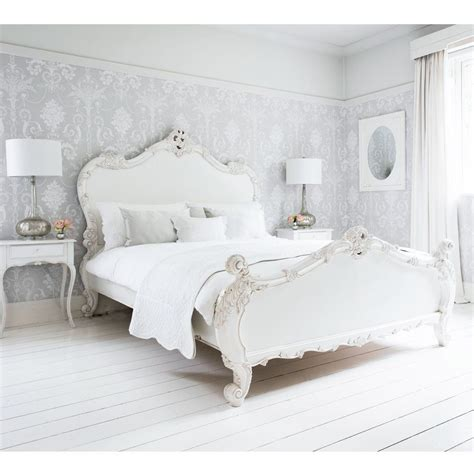 White Bedroom Suites Uk by Provencal Sassy White Bed In 2019 Shabby Chic