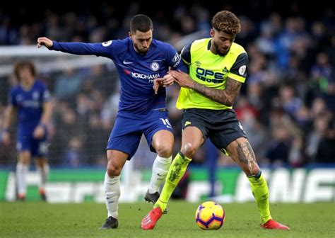 Chelsea 5 Huddersfield Town 0: How the players rated ...