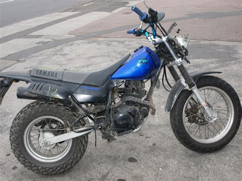 Martyns Motorcycles  Yamaha Tw 125