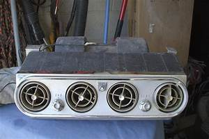 1965 Mustang A  C Wiring