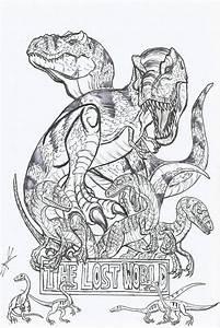 Jurassic Park Is Frightening In The Dark By Devilkais