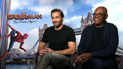 spider man   home interview hmvcom talks
