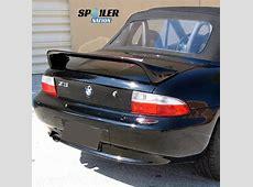 19961999 BMW Z3 Euro Style Rear Trunk Wing Spoiler