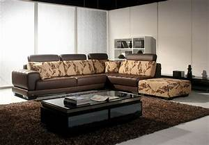 Exclusive leather curved corner sofa modern sectional for Leather sectional sofa new orleans