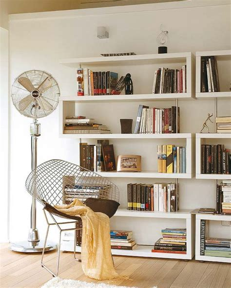 Living Room Library by 50 Ideas To Organize A Home Library In A Living Room