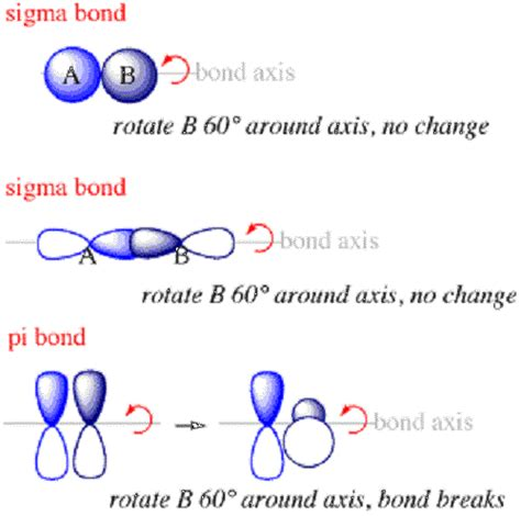 what s the difference between like and difference between sigma and pi bond difference between