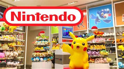 Nintendo Store New York Tour 2018 With Pokemon
