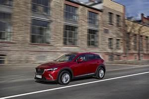 Mazda Cx3 Prix : prix mazda cx3 des tarifs lev s mais un quipement complet photo 1 l 39 argus ~ Medecine-chirurgie-esthetiques.com Avis de Voitures