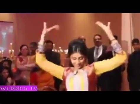 bollywood indian wedding dance  video