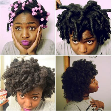 How To Transition To Natural Hair Without A Big Chop