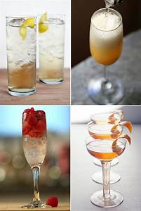 Meal Planning Chart Champagne Cocktail Recipes Popsugar Home Australia
