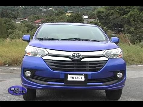 Review Toyota Avanza by 2015 Toyota Avanza Review