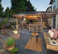 great patio bar design ideas Top 50 Best Backyard Outdoor Bar Ideas - Cool Watering Holes