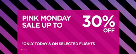 wizz air cyber monday     selected flights