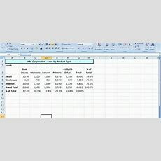 How To Copy And Move Worksheets In Microsoft Excel 2007
