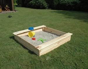 Bauen Für Kinder : sandkasten f r kinder einfach selbst bauen ~ Michelbontemps.com Haus und Dekorationen
