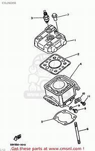 Yamaha Dt 80 Lc And Yamaha Dt 80 Lc2 Service Manual German