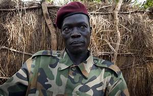 Senior commander of Joseph Kony's LRA captured - NY Daily News