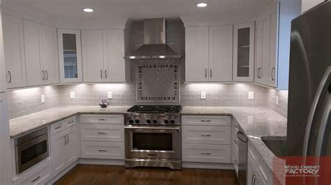 white shaker kitchen cabinets sale ice white shaker wcf