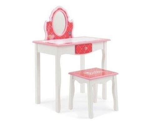 Kids Vanity Furniture by Barbie Kids Vanity And Stool Set Reviews Sales Discount