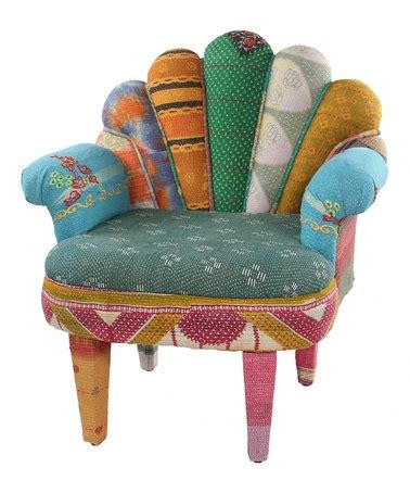 turquoise peacock chair
