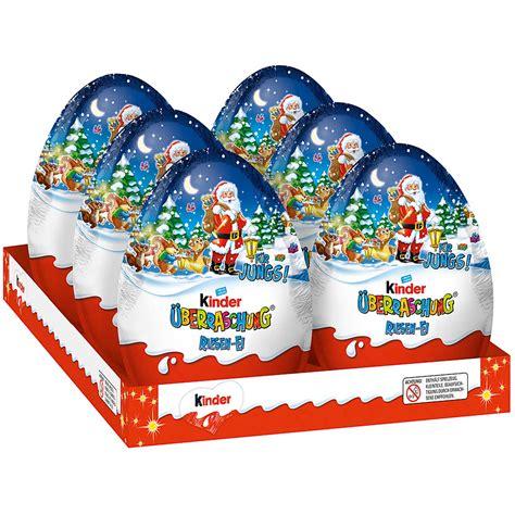 ei weihnachten kinder 220 berraschung riesen classic ei weihnachten 220g kaufen im world of shop