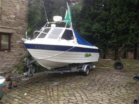 Warrior Fishing Boats For Sale Uk by Tremlett Offshore 42 For Sale In Milton Keynes Sold