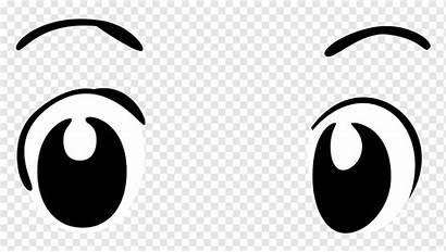 Anime Ojos Dibujo Animado Texto Gente Cara