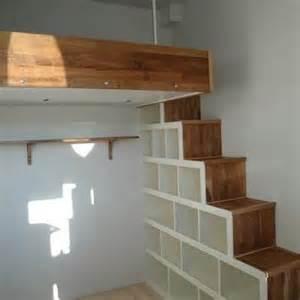Escalier Mezzanine Rangement by Un Petit Chez Soi Mode Cocooning Epoch Times