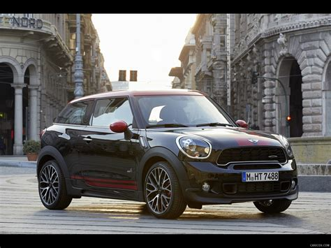 Mini Paceman John Cooper Works 2018 Front Wallpaper