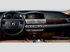 BMW 7 E65 740d Katalog Samochodów