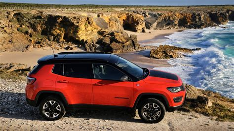 jeep compass trailhawk  review car magazine