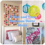 Diy Decorating Ideas For Rooms by 37 DIY Ideas For Teenage Girl 39 S Room Decor