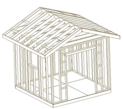 shed plans  goehs