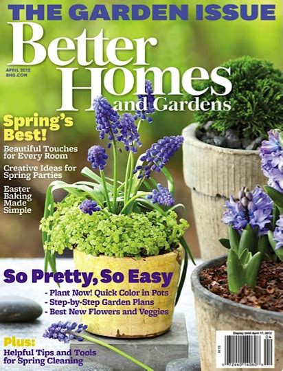 better homes and gardens magazine the creative cubby better homes gardens giveaway
