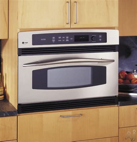 ge scbkss   single electric advantium wall oven   cu ft manual clean