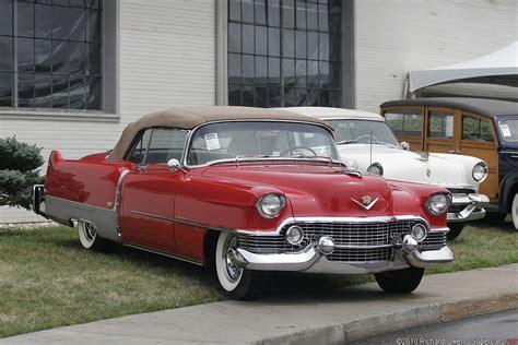1954 Cadillac Eldorado by 1954 Cadillac Eldorado Convertible Gallery Cadillac