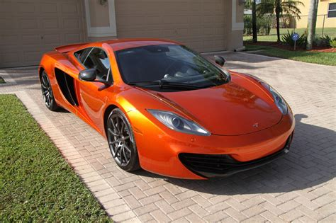 orange mclaren 12c mclaren mp4 12c orange www pixshark com images